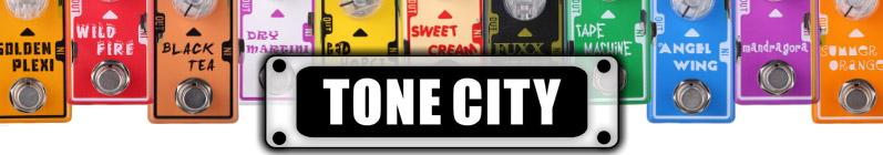 Tone City Pedals