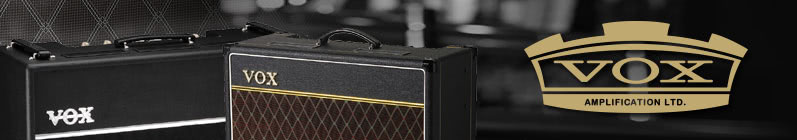 VOX AC Series · Guitar Amplifiers