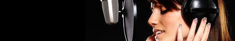 Студийные микрофоны и микрофоны для записи
