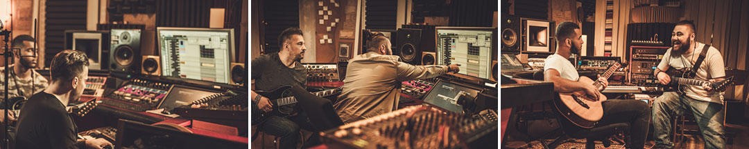 Estudio y grabación Online Shop