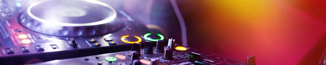 DJ CD-spelare