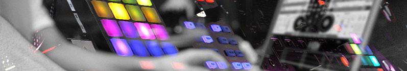 Controller per DJ