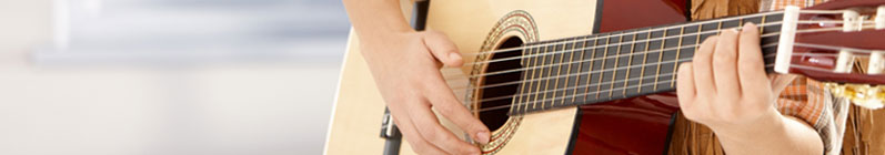Guitares classiques - Musik Produktiv