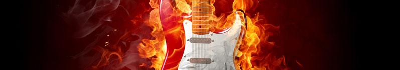 ST gitarrer