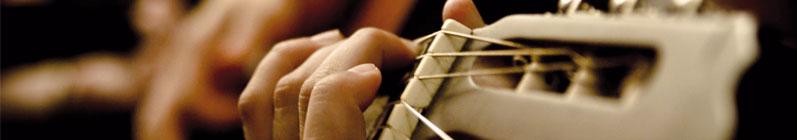 Konzertgitarren-Saiten