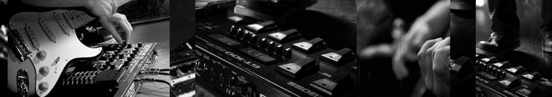 Efekty gitarowe , efekty podłogowe, multiefekty