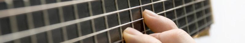 Corde per chitarre