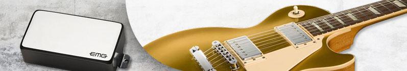 Pickups für E-Gitarre
