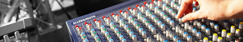 Mixers audio