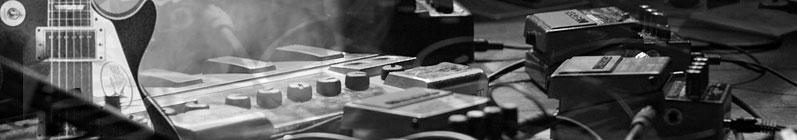 Гитарные процессоры (мультиэффекты)