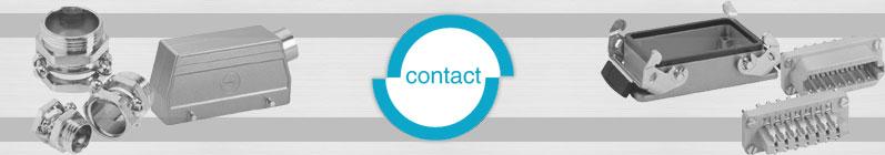 Multipin kontakter