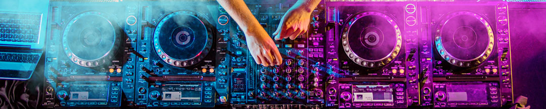 DJ Equipment Online Shop
