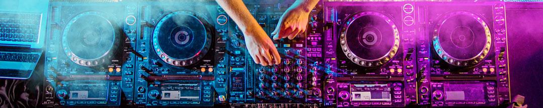DJ-utrustning Online Shop