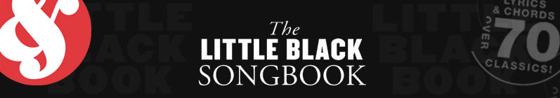 Music Sales The Little Black Songbook
