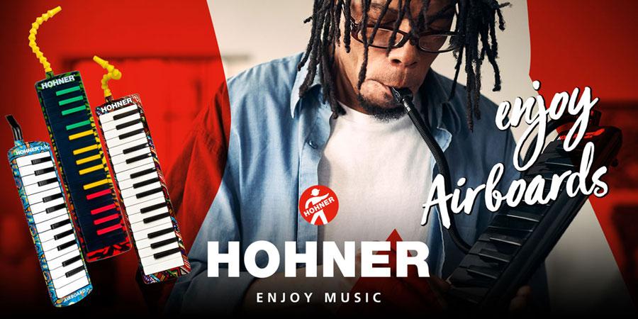 Hohner - Enjoy airboards