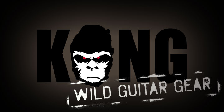 Kong - Wild Guitar Gear