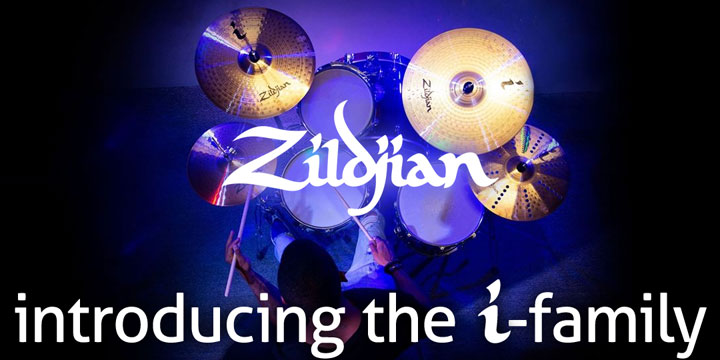 Zildjian - Introducing the i-Family