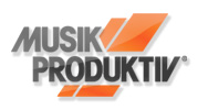 Musik Produktiv Logo