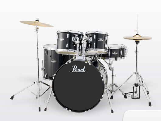 "Pearl Roadshow 22"" Jet Black"