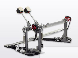 Pearl Eliminator P-1032R Solo Red Twin Pedal