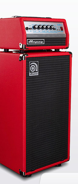 Ampeg Classic Micro-VR RED