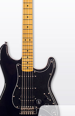 Redwood S-Style|Classic HSS MN|BLK
