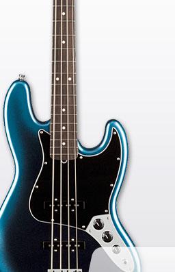 Fender American|Professional II|Jazz Bass|RW DK NIT