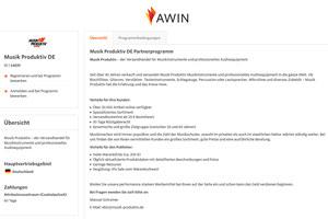 Musik Produktiv Partnerprogramm - affilinet part of awin