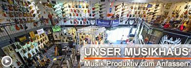 Musikhaus Musik Produktiv