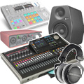 Studio et enregistrement