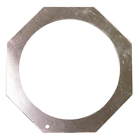 Accesorios focos PAR Litecraft Filterframe for Par 30 silver