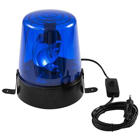 Luz de policia Eurolite Police Light DE-1 blue