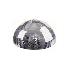 Showtec Half-Mirrorball 30 cm « Mirror Ball