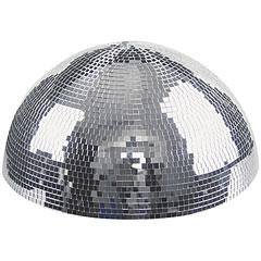Showtec Half-Mirrorball 30 cm « Boule disco