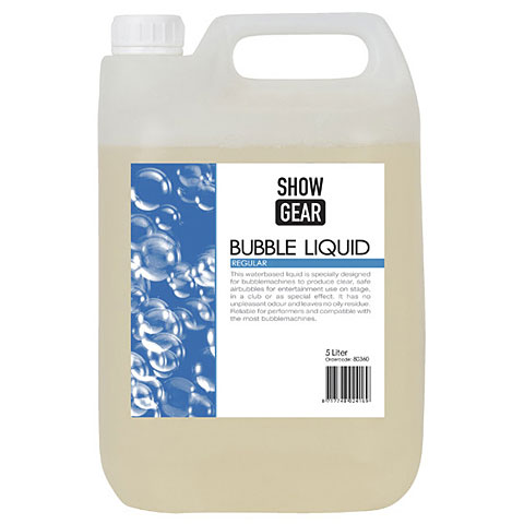 Showtec Bubble Liquid
