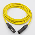 Cable para micrófono AudioTeknik MFM 1,5 m yellow