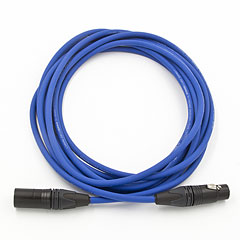 AudioTeknik MFM 5 m blue « Microphone Cable