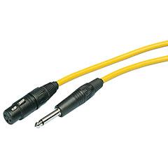 AudioTeknik MFK 3 m yellow « Cable para micrófono