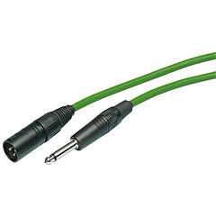 AudioTeknik MMK 3 m green « Audiokabel