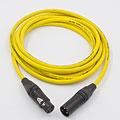 Mikrofonkabel AudioTeknik MFM 15 m yellow