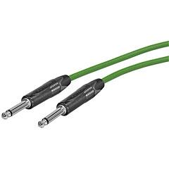 AudioTeknik GKK 3 m green « Câble pour instrument