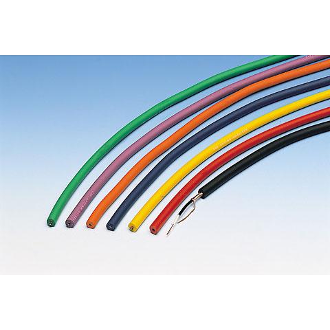 Cable audio a metros AudioTeknik K24 yellow