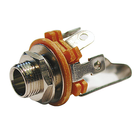 Klinkenbuchse AudioTeknik KLBUSM Stereo Metall