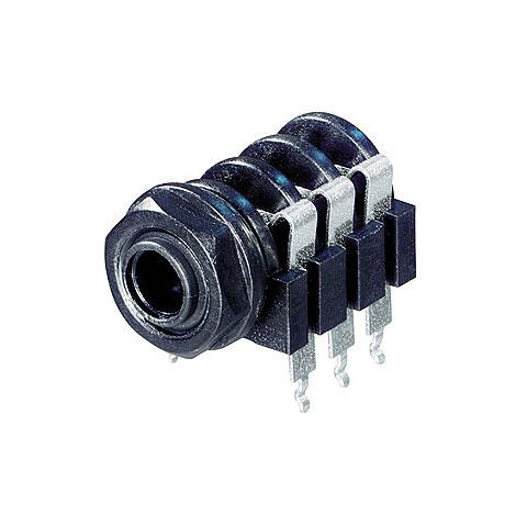 Input jack AudioTeknik KLBUSP Stereo Plastik