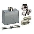 Multipin Plug Contact 108-Pol Stecker komplett