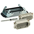 Conector Multipin Contact 108-Pol Anbau komplett