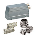 Contact 10-Pol Stecker kpl. male « Multipin Plug