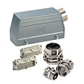 Contact 10-Pol Stecker kpl.female « Multipin Plug
