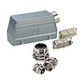 Multipin Plug Contact 16-Pol Stecker kpl.female