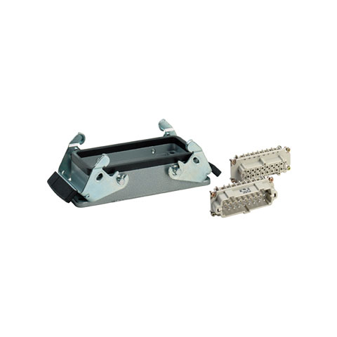 Conector Multipin Contact 16-Pol Anbau kpl. female